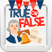 True or False: U.S. History icon