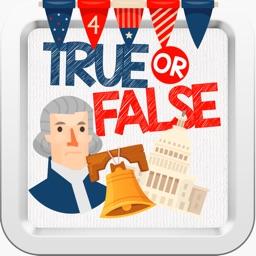 True or False: U.S. History