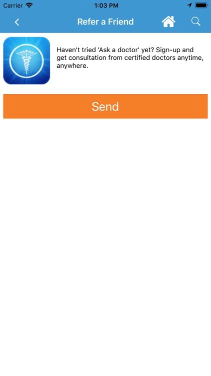 Ask a Doctor screenshot-3