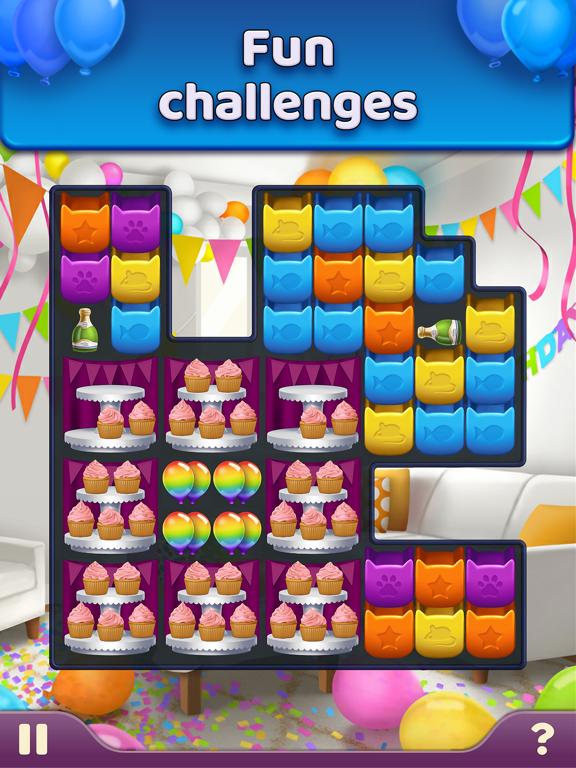 Party Blast: Match 3 Puzzle screenshot 8