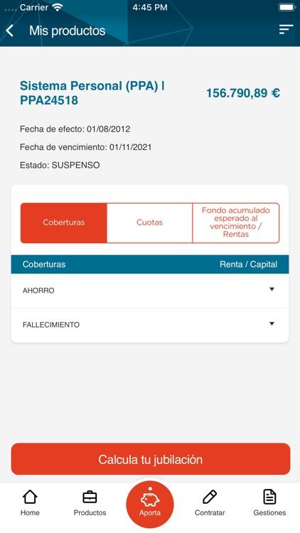 Mutualidad Abogacía screenshot-4