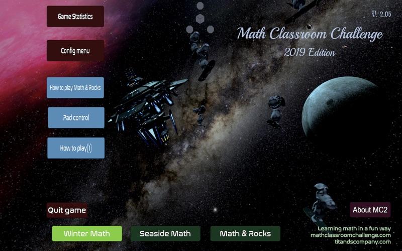 Math Classroom Challenge screenshot 1