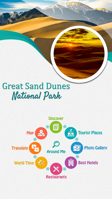 Great Sand Dunes National Park screenshot 2