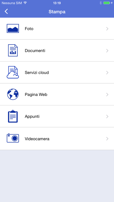 Screenshot for Brother iPrint&Scan in Italy App Store