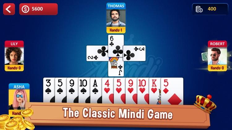 Mindi: Casino Card Game screenshot-5