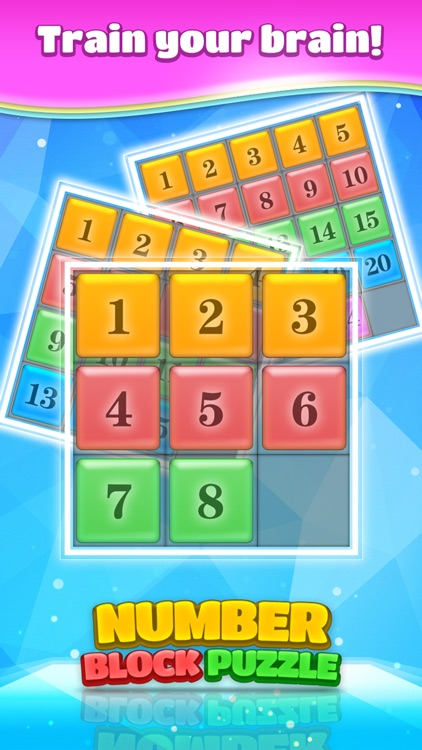 Number Block Puzzle. screenshot-2