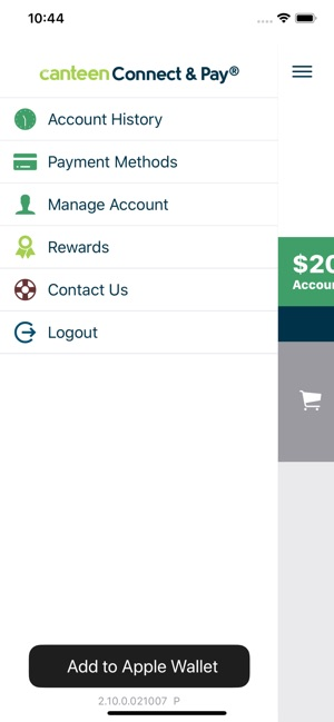Connect & Pay on the App Store