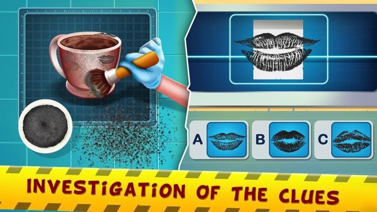 Criminal Detective Story screenshot-3