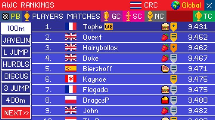 Athletics - World Championship screenshot-4