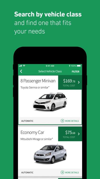 Enterprise Rent-A-Car screenshot-3