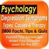 Depression symptoms & therapy