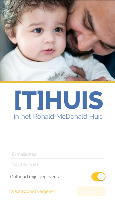 Screenshot for [t]Huis in United States App Store