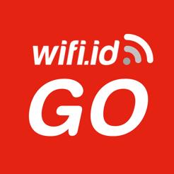 wifi.id GO (iOS) Logo