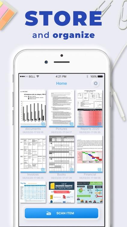 Photos to PDF: Scanner App