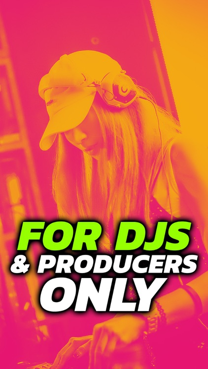 EDM BPM - BPM Counter for DJs screenshot-0