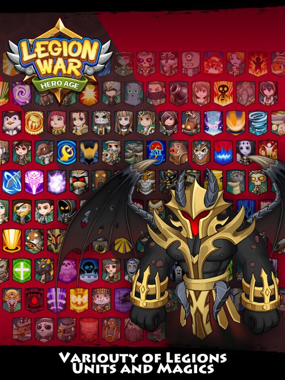 Игра Legion War - Hero Age