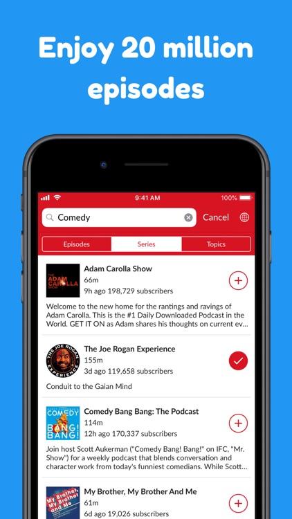 Player FM — Podcast App screenshot-4