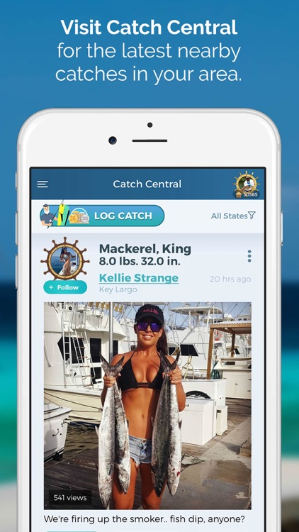 Pro Angler - Fishing App screenshot-0