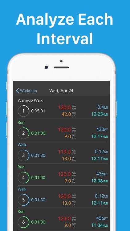 Intervals Pro - Interval Timer screenshot-6