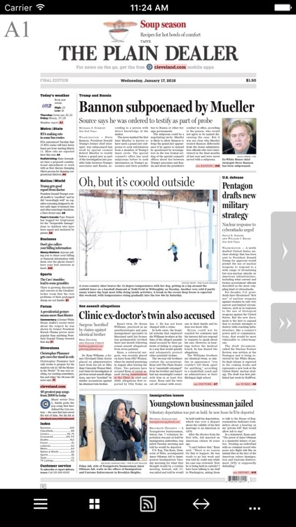 The Plain Dealer