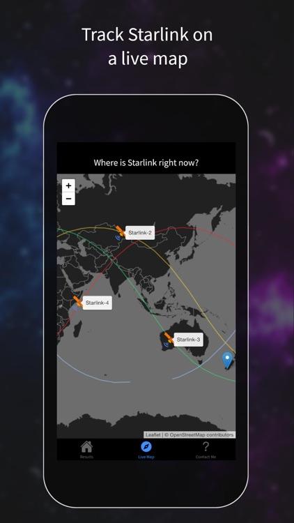 Find Starlink Satellites screenshot-3