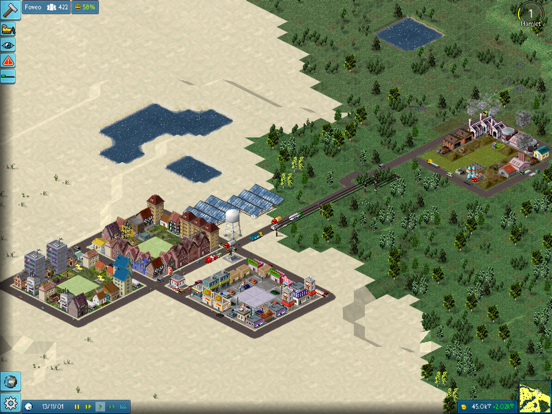 TheoTown screenshot 4