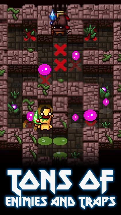 Rogue Grinders - Roguelike screenshot-4