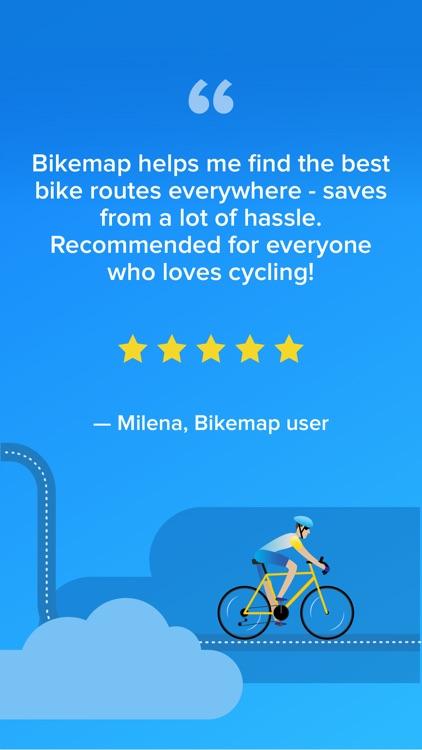 Bikemap - Cycling Map & GPS screenshot-6