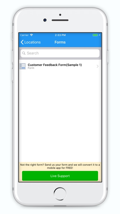 TamTam - Customer Feedback App