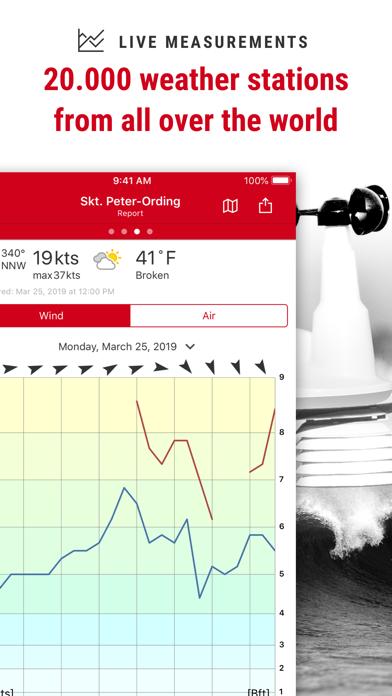 Windfinder Pro Wind & Weather Screenshot
