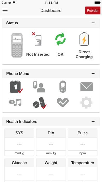 点击获取Web Self Care App