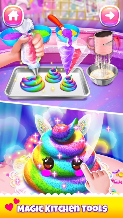 Girl Games: Cooking for Fun