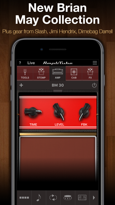 Amplitube review screenshots