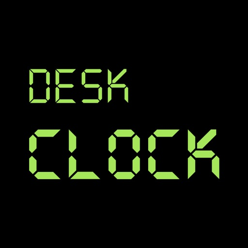 Desk Clock Display