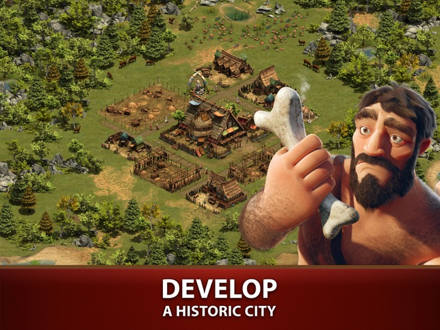 Forge of Empires: Build a City on the App Store