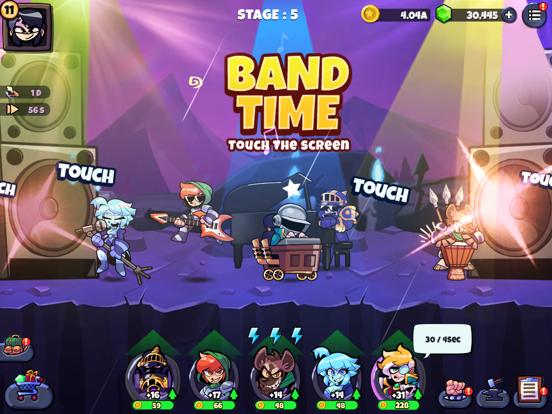 Band of Heroes IDLE RPG screenshot 16
