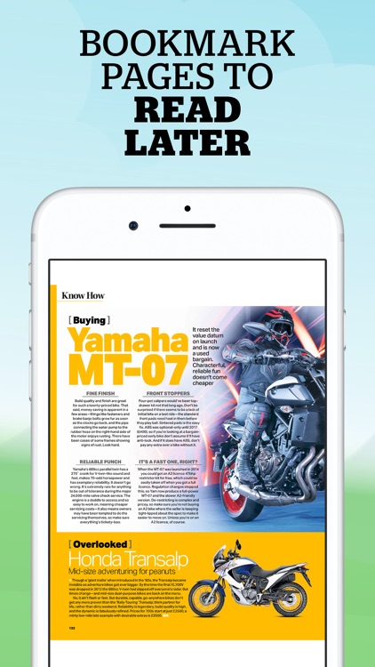 Bike Magazine: motorcycle news screenshot-4