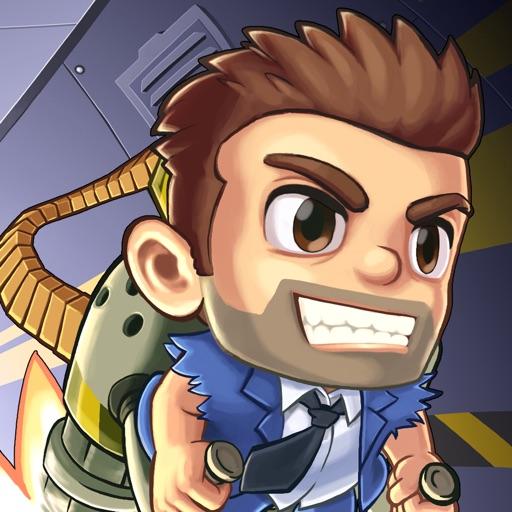 Jetpack Joyride iOS App