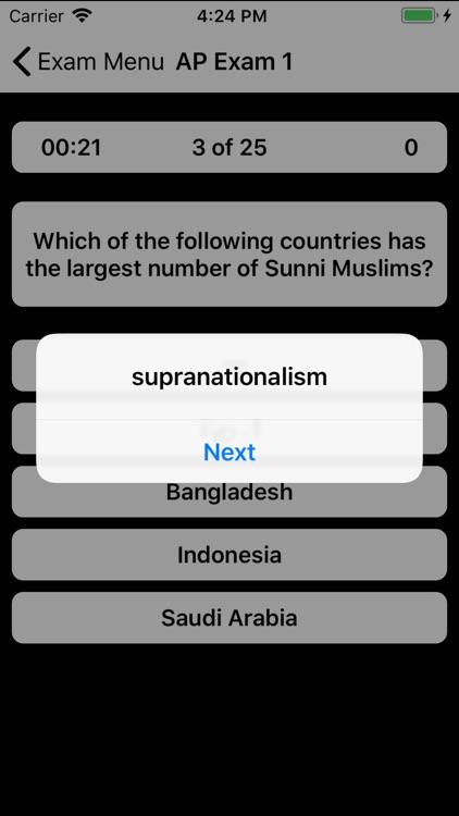 AP Human Geography Prep 2020 screenshot-5