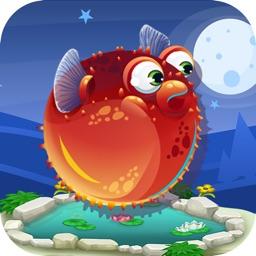 Bubble Puffer Fish