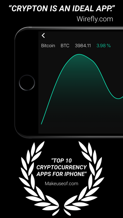Crypton: Best Coin Tracking | App Price Drops