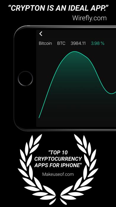 Crypton - 最高の仮想通貨ポートフォリオトラッカー - 窓用