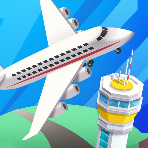 Idle Airport Tycoon - Planes iOS App