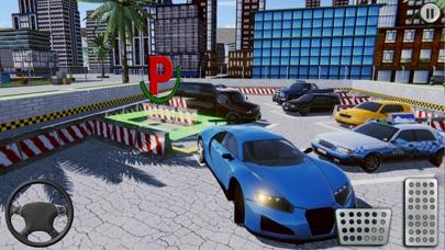 real coche aparcamiento juegoCaptura de pantalla de2