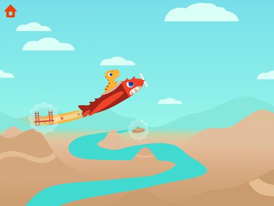 恐竜エアープレイン – 子供向けゲームのおすすめ画像8