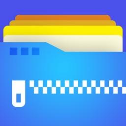 Zip tool: Zip & unzip files