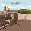 Jerusalem 2020 — offline map