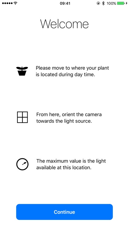 Plant Light Meter screenshot-1