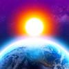 3D地球 - 天气部件