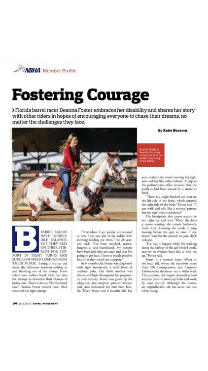 Barrel Horse News by MCC Magazines